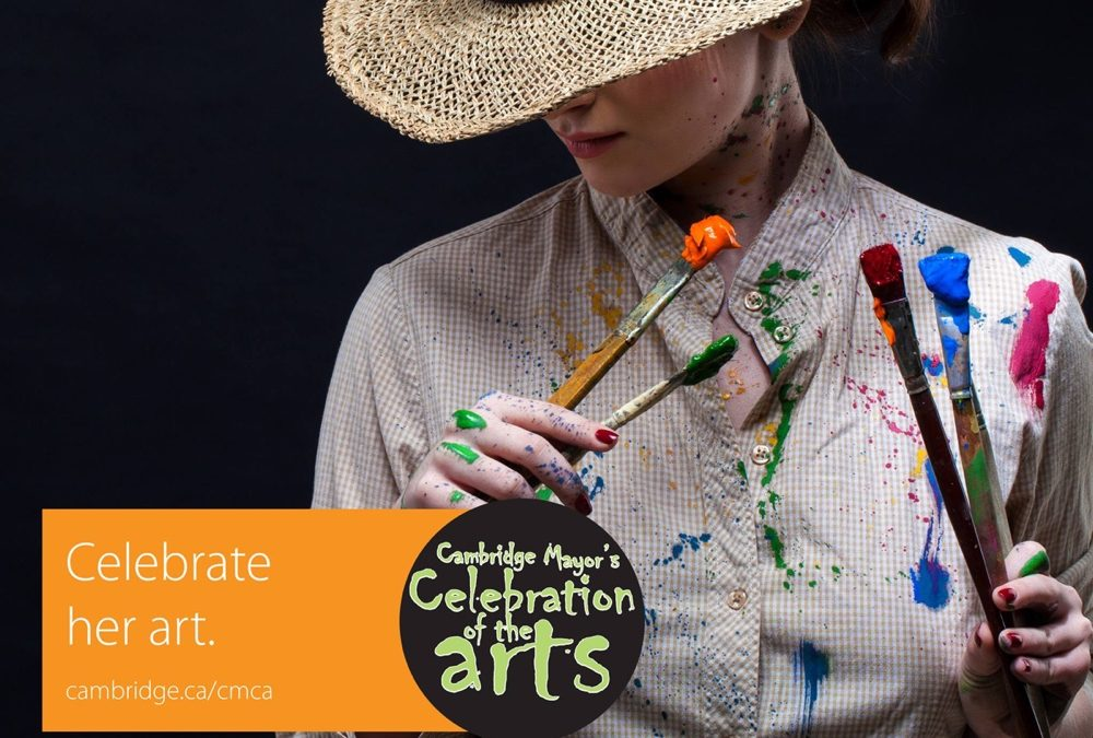 Cambridge Mayor's Celebration of the Arts – Fri. Jun 16, 2017