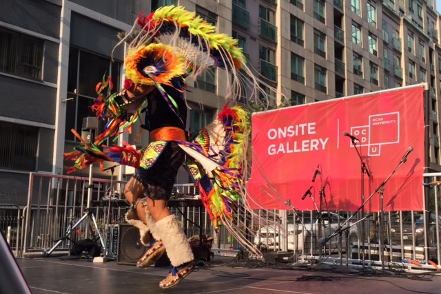 Onsite Gallery's Grand Opening & Street Party – Sat. Sep 16, 2017